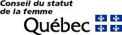 Logo du Conseil du Statu de la Femme
