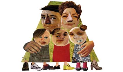 Image d'une famille