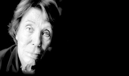 Photographie de Benoîte Groult.