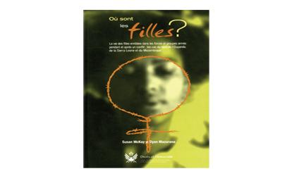 Couverture du livre «où sont les filles»?