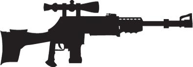 Image d'un arme à feu.