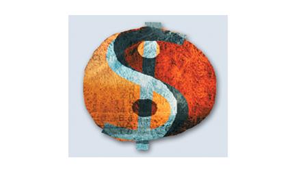 Image du symbole de l'argent.