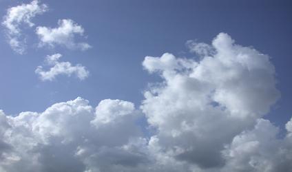 Photographie de nuage