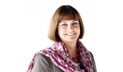 Photographie de Mme Julie Miville-Dechëne, présidente du Conseil du statu