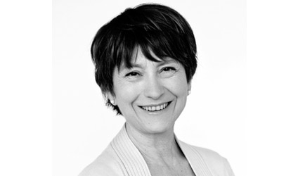 Photographie de Françoise David.