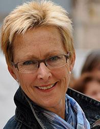 Photographie de Mme Kerri Frischknecht
