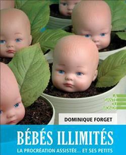 Page couverture de Bébés illimités.