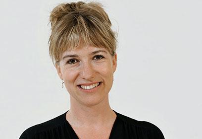 Photographie d'Eugénie Brouillet.