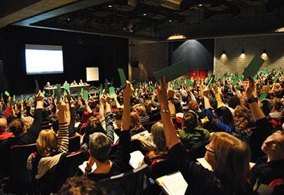 Forum sur les États généraux de l'action et de l'analyse féministes