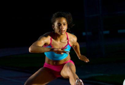 Illustration athlètes en mouvement