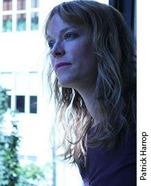 Photographie de Martine Delvaux.