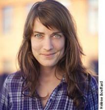 Photographie de Julie Lambert, réalisatrice du film.