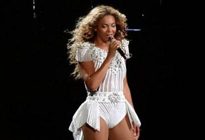 Photographie de Beyoncé.