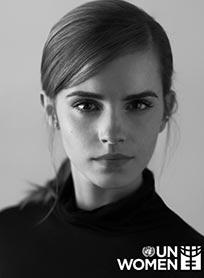 Photographie d'Emma Watson.