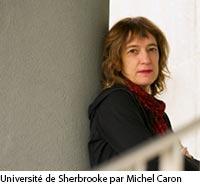 Photographie d'Isabelle Boisclair.