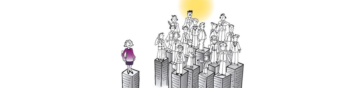 Illustration du dossier Parité et diversité.