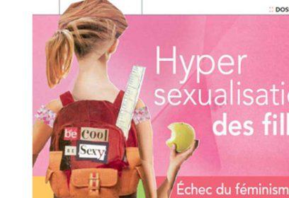 Illustration du dossier Hypersexualisation des filles.