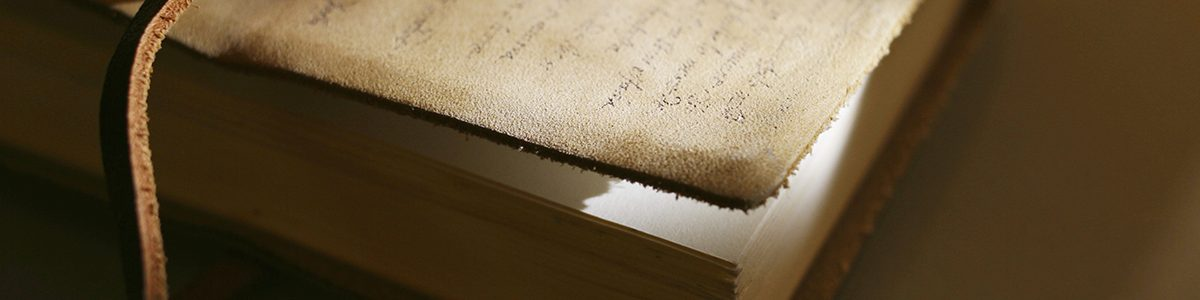 Photographie d'un livre.