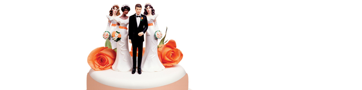 Illustration du dossier Polygamie ici aussi.