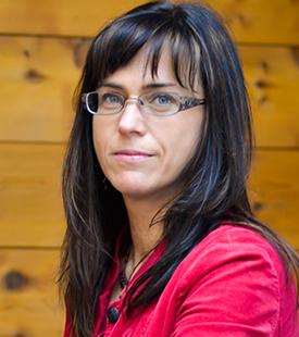 Photographie d'Isabel Côté.