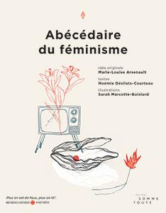 Page couverture du livre abécédaire du féminisme.