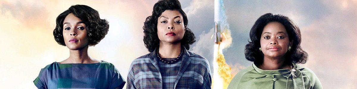 Trois femmes noires à la conquête de espace.