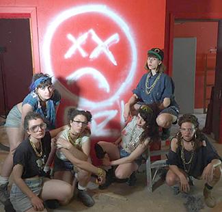 Photographie du groupe