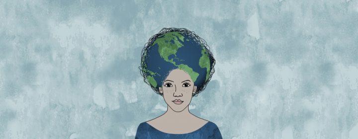 Illustration d'une femme.