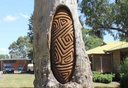 Pratiques culturelles aborigène.