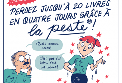 Illustration de Cathon : En finir avec la culture des régimes.