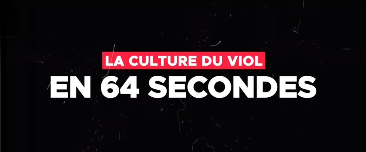 La culture du viol.