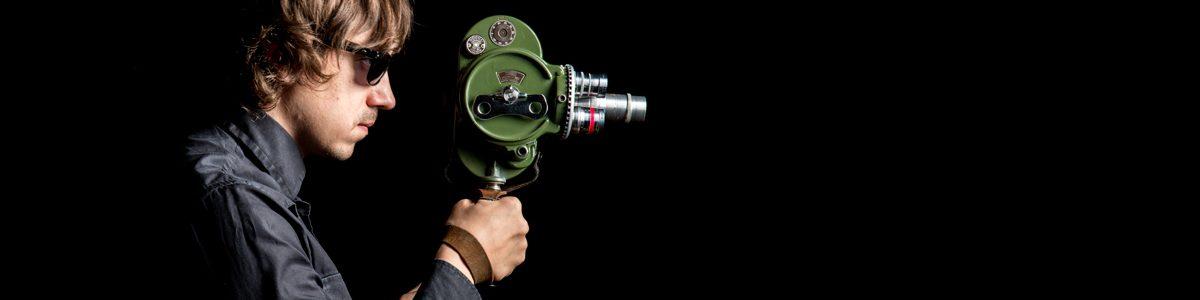 Photographie d'un caméraman.