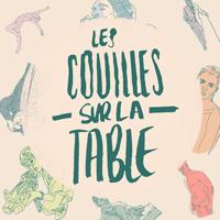 Visuel de Les couilles sur la table.