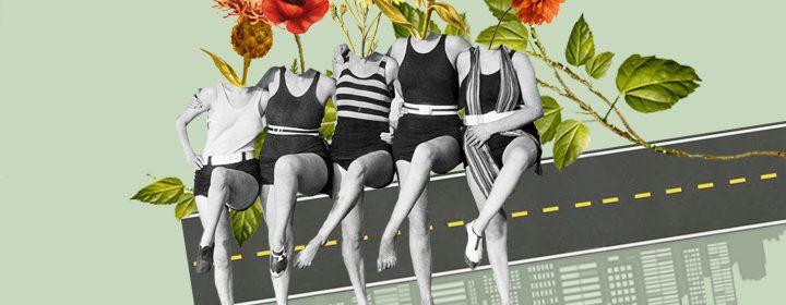 Illustration de Nadia Morin. Gazette des femmes.