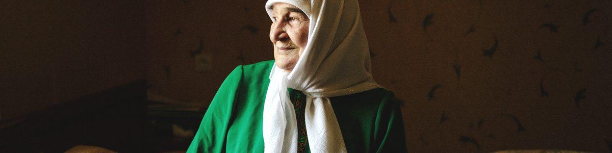 Photographie de Makvala Margoshvili.